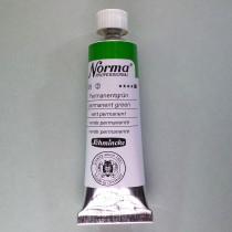 Ölfarbe Norma Permanentgrün 35ml