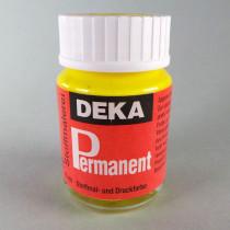 Stoffmalfarbe Zitrone Deka-Permanent 25ml