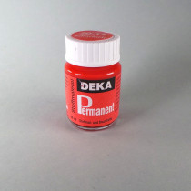 Stoffmalfarbe Scharlach Deka-Permanent 25ml