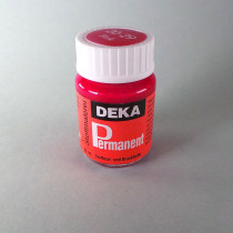 Stoffmalfarbe Pink Deka-Permanent 25ml