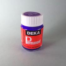Stoffmalfarbe Lila Deka-Permanent 25ml