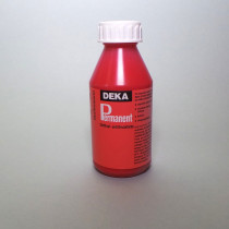 Stoffmalfarbe Mohn Deka-Permanent 125ml