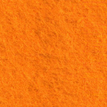 Bastelfilz orange