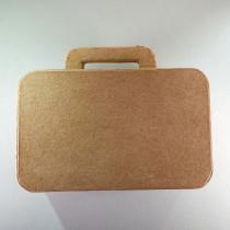 Papp-Box Koffer 16 x 12 x 5 cm