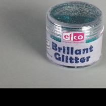 Brillant Glitter fine türkis