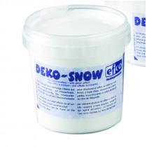 Deko-Snow mit Glitter