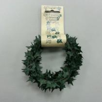Mini-Girlande Efeu dungelgrün