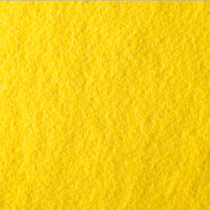 Filzplatte gelb