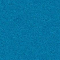 Filzplatte türkis
