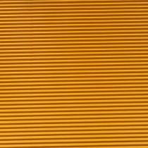 Wellpappe zum Basteln sonnengelb 50 x 70 cm 300 g/m²
