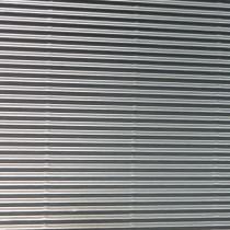 Wellpappe zum Basteln silber 50 x 70 cm 300 g/m²