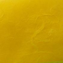 Strohseide sonnegelb 50x70cm