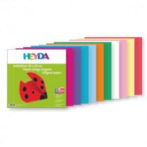 Heyda Origami Faltblätter