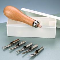 Holzschnitzwerkzeug Set