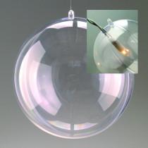 Plastikugel teilbar mit Loch