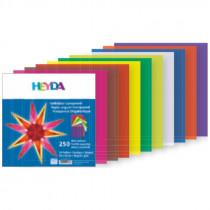 Heyda Faltpapier transparent