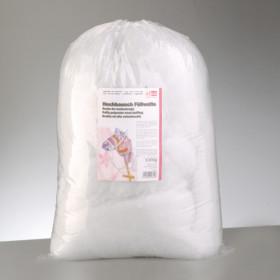 Füllwatte weiß 1kg waschbar