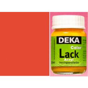 DEKA ColorLack Mohn 25 ml