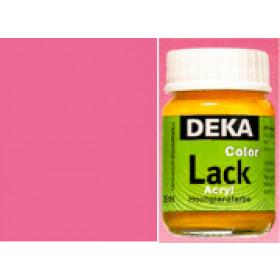 DEKA ColorLack Rosa 25 ml