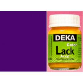 DEKA ColorLack Violett 25 ml