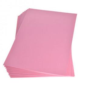 Moosgummiplatte rosa 2mm 20x30cm