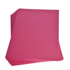 Moosgummiplatte pink 2mm 20x30cm