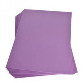 Moosgummiplatte lavendel 2mm 20x30cm