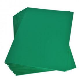 Moosgummiplatte hellgrün 2mm 20x30cm