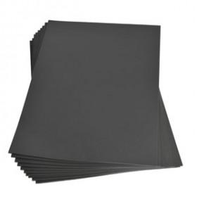 Moosgummiplatte grau 2mm 20x30cm