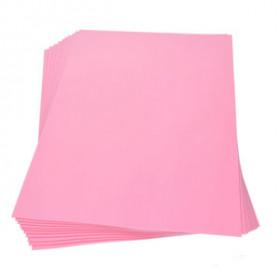 Moosgummiplatte rosa 2mm 30x45cm