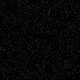 Moosgummiplatte schwarz 4mm 30x45cm