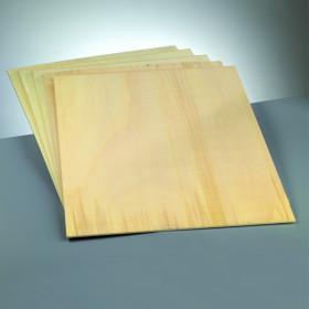 Pappel-Sperrholzplatte 3,5mm A4
