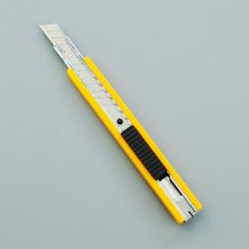 Cuttermesser mit Profiklinge 9 mm 1 Stk.