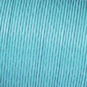 Baumwollkordel hellblau 1mm gewachst 6m