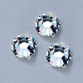 Strasssteine 3mm crystal 20 Stück