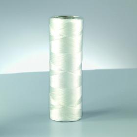 Nylon-Faden 4-fach 50g weiß