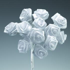 Dioröschen weiß Bund mit 12 Stück