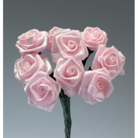 Diorröschen rosa 15 mm