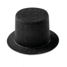 Zylinder-Hut schwarz 65 x 43 mm 1 Stk.