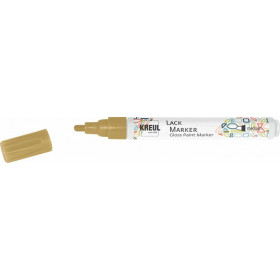 Lackstift gold 2-4mm