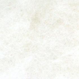 Filzwolle Kammzug weiss 50g