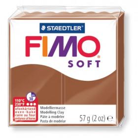 Modelliermasse FIMO® Soft caramel 57g
