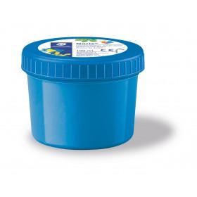Fingerfarbe Noris von Staedtler 100ml blau
