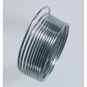Aludraht 2mm silber 2m