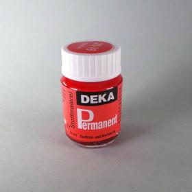 Stoffmalfarbe Mohn Deka-Permanent 25ml