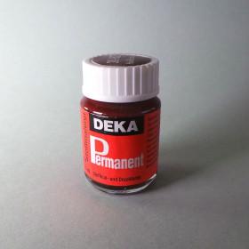 Stoffmalfarbe Hellbraun Deka-Permanent 25ml