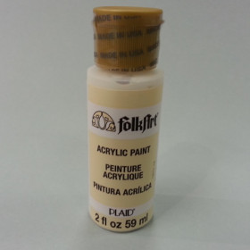 Acrylfarbe FolkArt Warm White 59ml