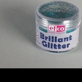 Brillant Glitter Türkis fine 12g