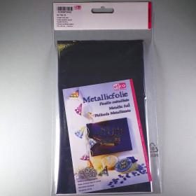 Metallic-Folie silber 20 x 30 cm 1 Stk.