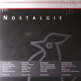Skizzenpapier Nostalgie A4 190 g/m² 50 Blatt